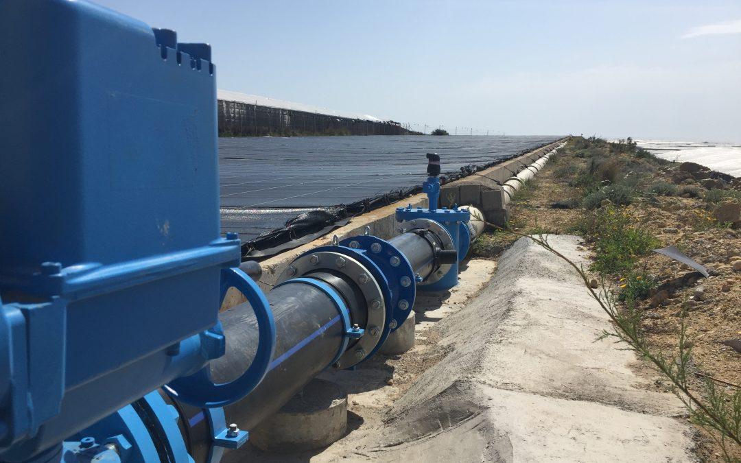 La Junta avala la propuesta de los regantes del Poniente para salvar en 10 años el acuífero sobreexplotado.