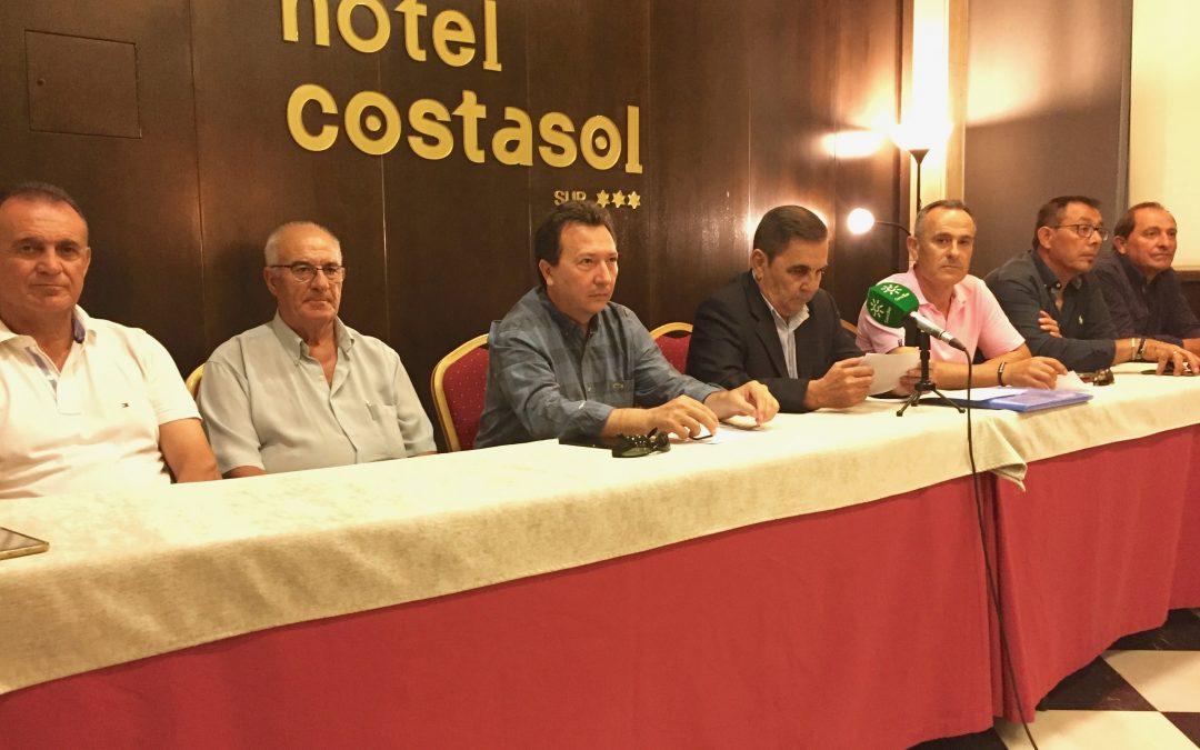 El plan de recuperación del acuífero del Poniente será definitivo e implicará al 100% de los usuarios de pozos.